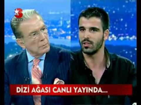Interview with Mehmet Akif ALAKURT