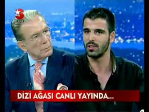 Interview with Mehmet Akif ALAKURT