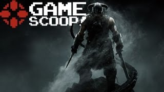 Game Scoop! - Skyrim on PS3 & Valve