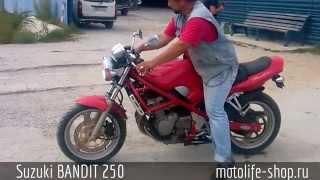 Suzuki BANDIT 250