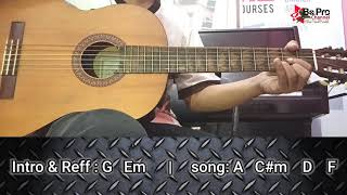 gigi janji chord gitar mudah   kunci gitar dan genjrengan