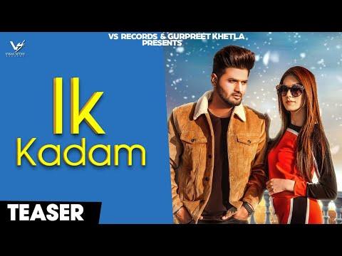 Ik Kadam | Teaser | Maahi & Neetu Bhalla | Ft Sharry Nexus | New Punjabi Songs 2019 | Vs Records