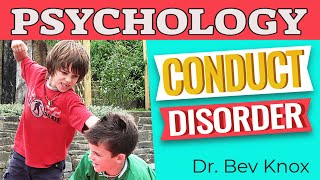 Learn Psychology While You Sleep - ODD & Conduct Disorder in Children