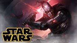 STAR WARS: Warum sind so viele Sith Cyborgs?