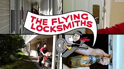 The Flying Locksmiths - Access Control Installation