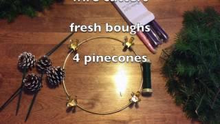 Advent Wreath-Making Workshop