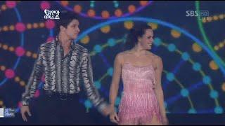 Tessa Virtue & Scott Moir - 2011 ATS Summer - Hip Hop Chin Chin Samba Medley [HD]