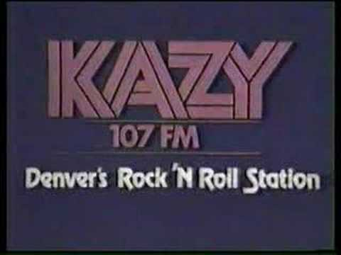 KAZY FM 106.7 Denver, Colorado TV Commercial