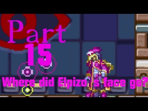 MegaMan Zero ZX Legacy Collection Ep 15 Where Did Elpizo's Face Go |