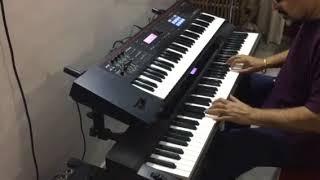Instrumental rendition, Kayee ye kaise bataye from Arth