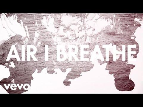 Mat Kearney - Air I Breathe (Lyric Video)