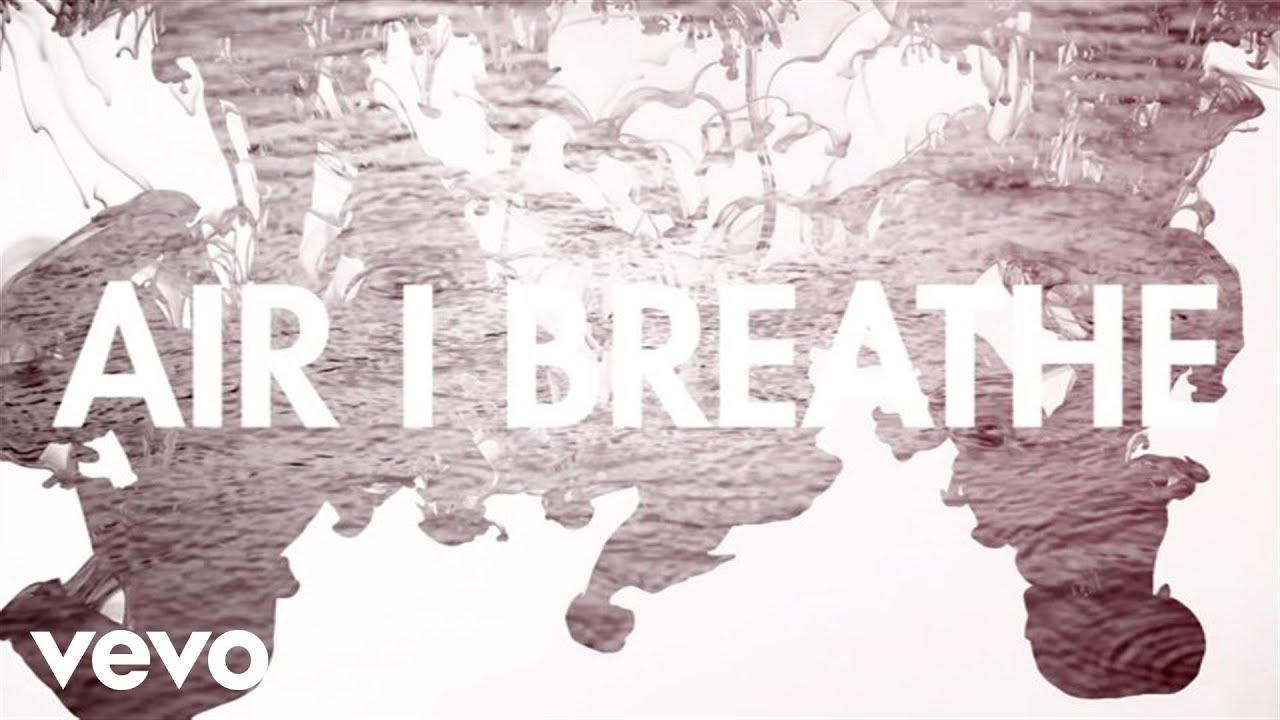 Mat Kearney - Air I Breathe (Lyric Video)