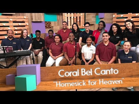 Coral Bel Canto - Homesick for Heaven