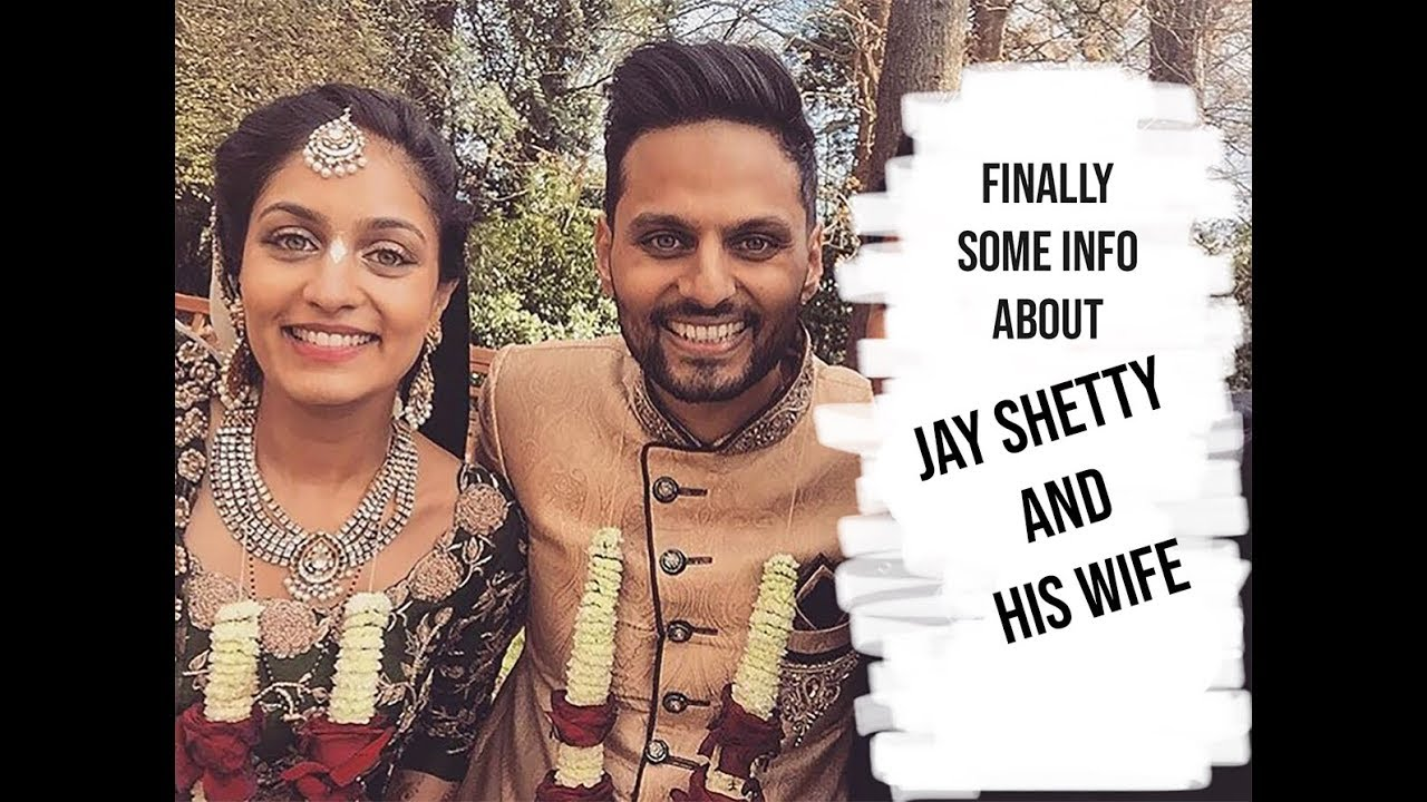 Jay shetty's wife and his marriage details! - YouTube