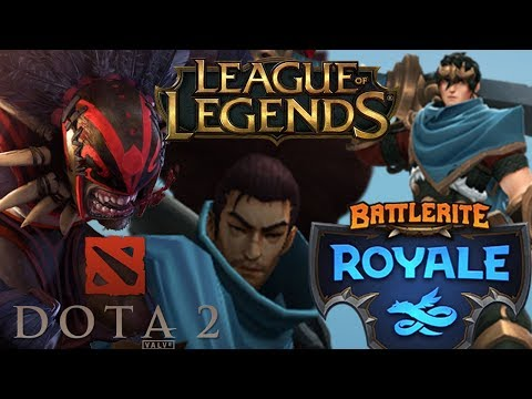 Why BATTLERITE ROYALE Could Reach the Heights of LEAGUE OF LEGENDS & DOTA 2 thumbnail