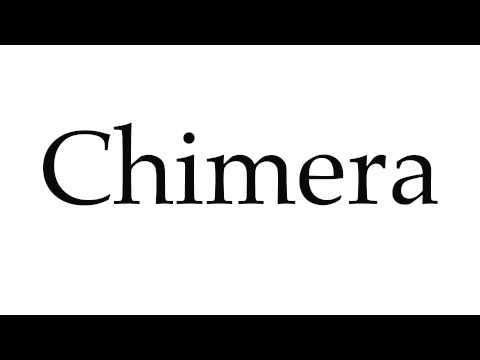 Pronounce Chimera Wwwbilderbestecom