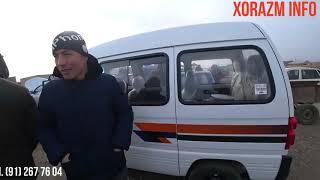 КАРАКАЛПАКСТАН -  БЕРУНИЙ МОШИН БОЗОР НАРХЛАРИ!!! 10.01.19.