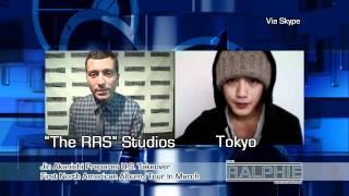 Jin Akanishi on 'The Ralphie Radio Show'