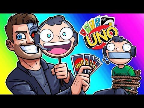 Uno Funny Moments - Terroriser, Soundboard Bully!