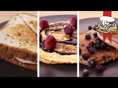 compilation-de-recettes-pour-le-petit-déjeuner
