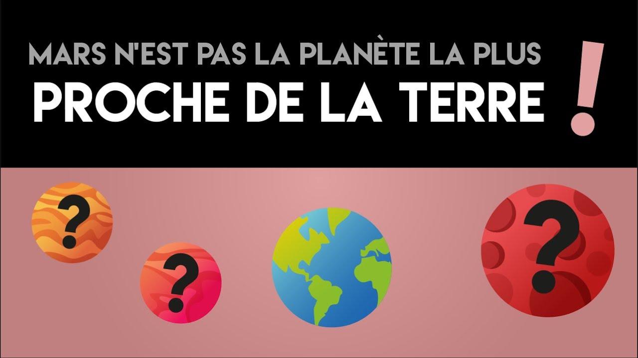 Vous ne DEVINEREZ jamais quelle planète est la plus proche de la Terre ! LeVraiDuFaux #31