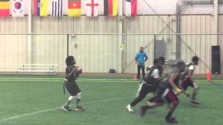 Land Of Opportunity 12u flag football indoor winter season