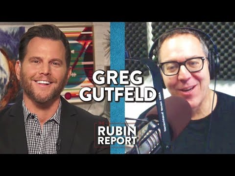 Greg Gutfeld and Dave Rubin: Fox News Hate, UC Berkeley, and Views on Trump  (Full Interview)