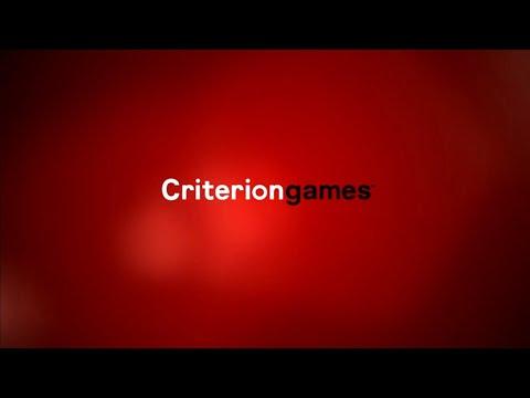 Criterion Games Logos Intro (1998-2019)