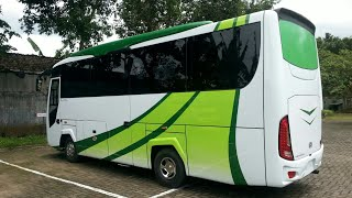 Review Bus Mitsubishi Canter 136ps Ala Mekanik Mitsubishi