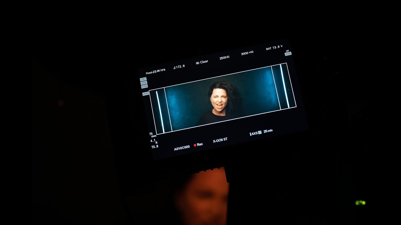 """Evanescence - Making of """"Use My Voice"""" Music Video"""