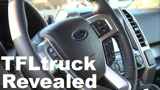 2015 Ford F-150: The Ergonomics of the Truck