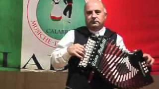 Antonio Caruso - con Organetto -  Calabrisella