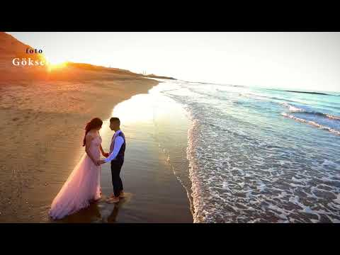 Love story Cyprus   foto Goksel  drone