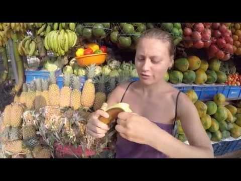 Варкала, фрукты Индии, новый год в Варкале | Индия 16