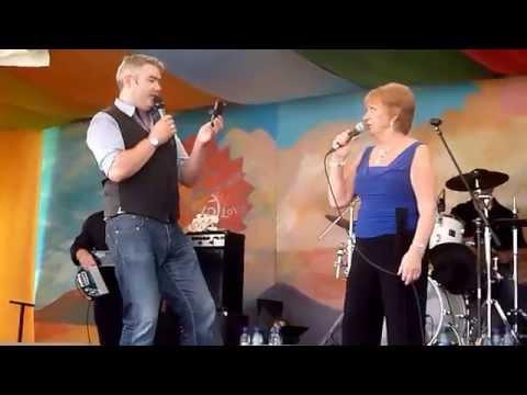 Philomena Begley and Aidan Quinn - We Go Together