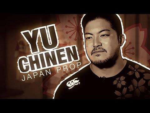 Japan Rugby's Yu Chinen: From The Hammer To The Scrum