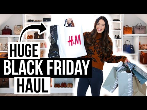 HUGE Black Friday Haul 2019 *the BEST Sales*