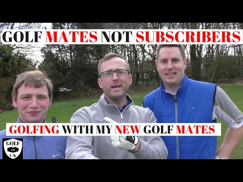 GOLFING WITH MY NEW GOLF MATES (NOT SUBSCRIBERS) AT BOLTON GOLF CLUB VLOG 2