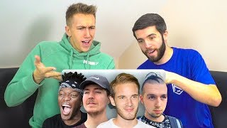 GUESS THE YOUTUBER CHALLENGE