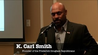 K. Carl Smith explains the Frederick Douglass Republican™ Methodology