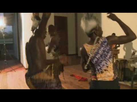 African music & dance-Chiivane Culture Group performs