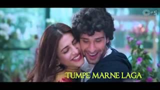 Jeene Laga Hoon Lyrics Video   Ramaiya Vastavaiya   Girish Kumar, Shruti Haasan   Atif, Shreya   You