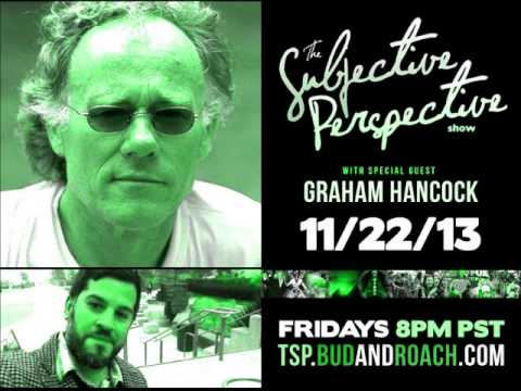 The Subjective Perspective Show ft. Graham Hancock discussing the War on Consciousness