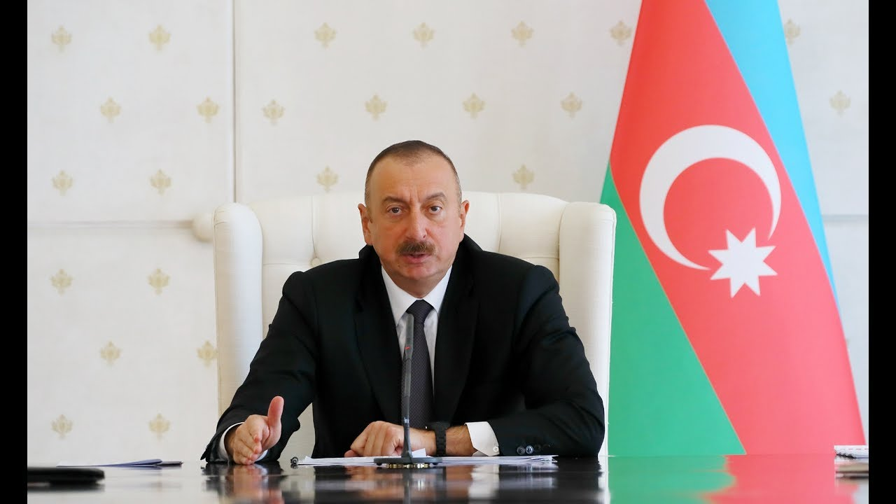 Prezident İlham Əliyev Nazirər Kabinetinin ile ilgili görsel sonucu