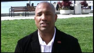 MESA Alumni Profile: US Navy Pilot Lieutenant Commander Victor Glover Thumbnail