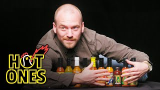 Sean Evans Reveals the Season 14 Hot Sauce Lineup | Hot Ones
