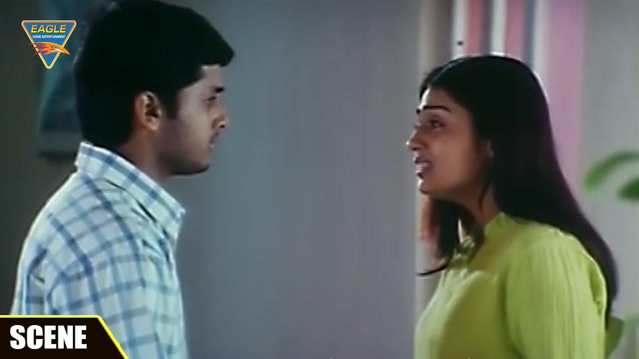 Pyar Ki Jigar Hindi Dubbed Movie || Beautiful Sentiment Scene Between Nitin & Family Members