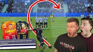 FIFA 20: DISTANZ FREISTOß DISCARD BATTLE 🔥🔥 PROOWNEZ vs FEELFIFA