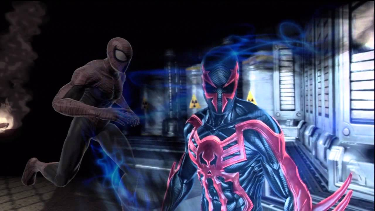 spiderman edge of time walkthrough chapter 5 pro and