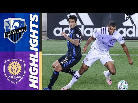Montreal Impact Orlando City Goals And Highlights